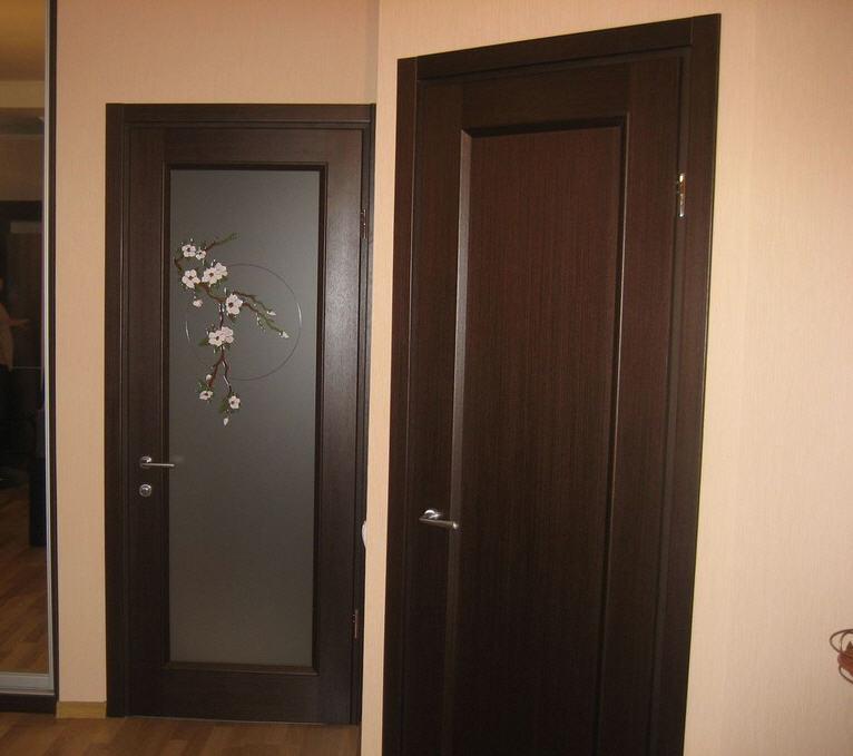 Установка дверей цена